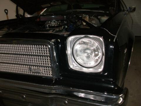 HID Headlight Conversion On A 1974 Chevelle Malibu